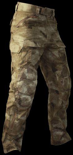 A-TACS AU TACTICAL COMBAT PANTS (TCP) | Trousers | Tactical Gear