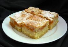Hrnčekový koláč s jogurtom a broskyňami Apple Pie, French Toast, Baking, Breakfast, Hampers, Recipes, Morning Coffee, Apple Cobbler, Bakken