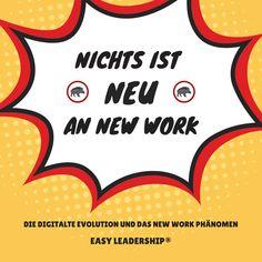 Nichts ist neu an New Work, Digitale Evolution, Heribert MeffertMaurer und, Schramke, de vries, Strategische Defizite, Nah am Mensch, nah am Markt, Strategie, Unternehmen, EASY LEADERSHIP