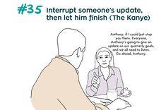 13 Tricks To Appear Smart In Meetings