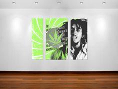 Bob Marley quote poster art #posterart