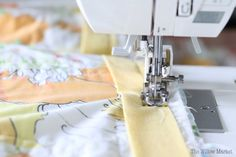 How to Sew a Binding on a Quilt – The Willow Market