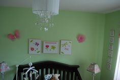 Pink And Green Girls Rooms Design Ideas, Pictures, Remodel, and Decor