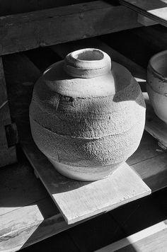 barsanworld: Bernard Leach Pottery Studio St.Ives by geishaboy500 on Flickr.