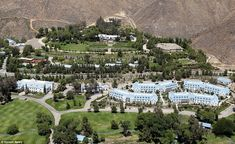 Enclave: Gold Base, the Scientology camp on a compound at San Jacinto in Riverside County, California Riverside California, Riverside County, San Jacinto California, Church Of Scientology, Clearwater Florida, Roof Repair, Tom Cruise, Dolores Park, Sea