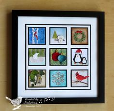 Winter Sampler, by Cook22 - Cards and Paper Crafts at Splitcoaststampers