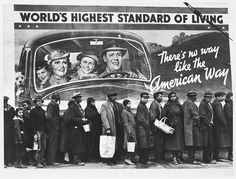 Margaret Bourke-White, The Louisville Flood, 1937. Gelatin silver print . Whitney Museum of American Art, New York; ©Time & Life Pictures / Getty Images
