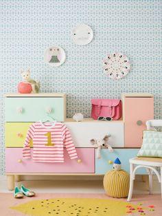 Idées pour personnaliser et customiser un meuble pour enfant IKEA