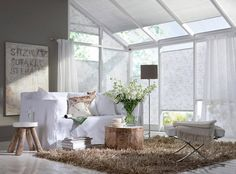 Attic Rooms, Modern, Divider, Curtains, Table Decorations, Design, Furniture, Home Decor, Porches