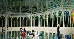 Image result for palacio de cristal madrid