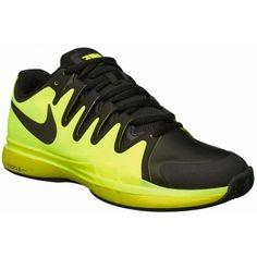 Nike Zoom Vapor 9.5 Tour Clay - Volt/Black Scarpe tennis uomo fluo