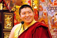 Dept. of Psychology: Kyabgön Phakchok Rinpoche, buddhist lama speaks