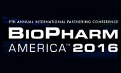 #BioPharm #America will be held in USA, Boston on 13 -15 Sep'16 at #Boston #Marriott Copley Place.  #BioPharm 2016 #BioPharm America #medicalevents