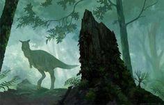 Of Dinosaurs | Cool Dinosaur Art: Dinosaur by chvacher
