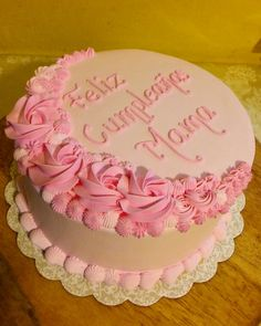 😡jaldi reply karo sorry Cake Decorating For Beginners, Birthday Cake Decorating, Cake Decorating Techniques, Cake Decorating Tutorials, Buttercream Cake Designs, Cake Icing, Cupcake Cakes, Round Birthday Cakes, Birthday Sheet Cakes