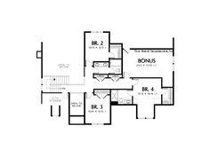 Plan 034H-0167 - Find Unique House Plans, Home Plans and Floor Plans at TheHousePlanShop.com