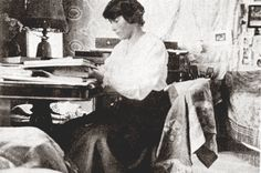 One of the last photographs of Grand Duchess Anastasia Nikolaevna of Russia while in captivity at Tobolsk in the spring of 1918.