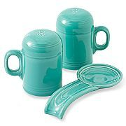 Fiesta® 3-pc. Stove-top Set I have the turquoise color