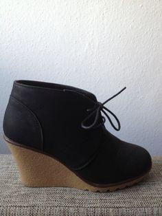 Anke-Boots. Kaum getragen. Größe 37