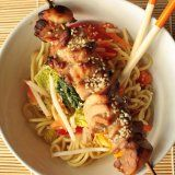 Chicken Teriyaki Noodles | Anne's Kitchen