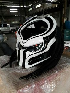 Predator Helmet Original More Than Aerography More Info Www