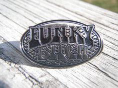 Funky Bitch in black - Collectable lapel or hat pin - Phish inspired - lot merch from Uncle John's Outfitters