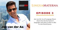 Jan van der Aa joins the show to talk about how he's studied 9 languages and what makes a successful language learner. Click through to read more >> Vocabulary In Context, Learn A New Language, Explain Why, What Is Like, Read More, Languages, Helpful Hints, Mindset, Van