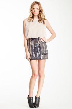 Gracia Sleeveless Beaded Dress by Gracia on @HauteLook