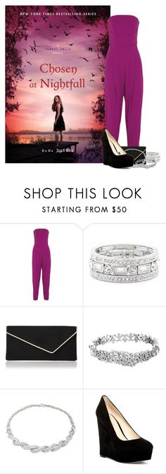 Chosen at Nightfall - C.C.Hunter by ninette-f on Polyvore