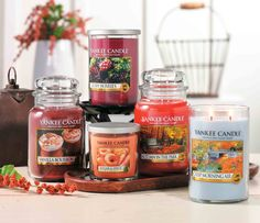 Earn #FREE @TheYankeeCandle Candles  http://ptab.it/5QIAs