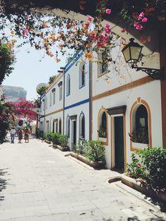 Puerto de Mogán, Gran Canaria   Spain (by Nacho Coca)Follow me on Instagram