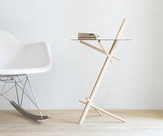 Minimato - Side Table by Matthias Ferwagner