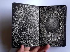 Isobelle Ouzman - Altered Books