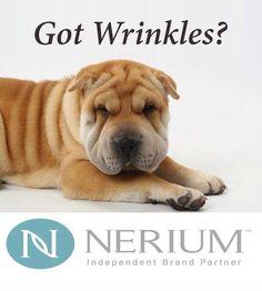 Deshacerte de las arrugas !!! #nerium #optimera