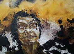Acrylic on canvas, 70 x 100 My Works, Canvas, Painting, Art, Tela, Craft Art, Paintings, Kunst, Gcse Art