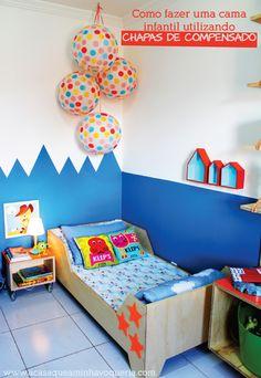 essas bolas no quarto das crianças
