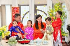 """Tet Nguyen Dan is the most important celebration of Vietnamese culture.  Translated to mean """"the first morning of the first day"""", Tet (in short) is the Vietnamese version of the Lunar New Year and can be considered an all in one festival.  http://visa2vietnam.blogspot.com/2013/11/tour-vietnam-vietnamese-new-year-2014.html"""