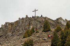Thüringerberg – Hochgerach bis Melkspitze