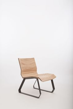 FOLD is a minimalist design created by The The FOLD Low Chair is the result of a designproces in which the designers were trying to make a comfortable chair out of plywood board. (4)
