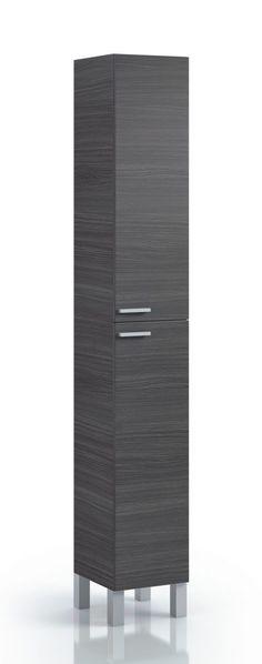 Quartz Tall Narrow Bathroom Cabinets
