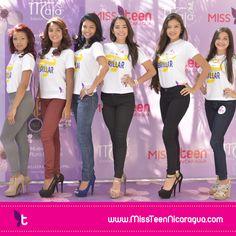 Las fotografías del Casting de #MissTeenNica 2015. ¡Gracias a todas por participar! http://www.missteennicaragua.com/index.php/blog-miss-teen/255-casting-de-miss-teen-nicaragua-2015