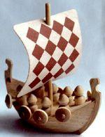 Swedish Viking Ship