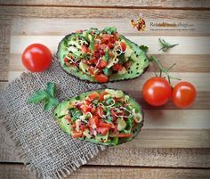 Cooking Recipes, Healthy Recipes, Raw Vegan, I Foods, Food And Drink, Vegetables, Breakfast, Avocado, Diet