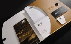 clean, simple folder graphic design