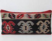 kilim pillow bedroom interior lumbar pillow primitive pillow cover tribal pillow case easter pillow bohemian pillow case primitive rug 28798