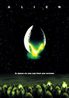 Alien, best of the trilogy imo.