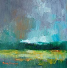 Stormy Sky - Erin Gregory