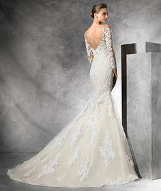 TIBET, Vestido Noiva 2017