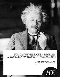 Quote of the Day: Albert Einstein