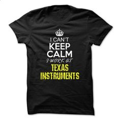 i work at Texas Instruments - #tee verpackung #moda sweater. I WANT THIS => https://www.sunfrog.com/LifeStyle/i-work-at-Texas-Instruments-3844684-Guys.html?68278